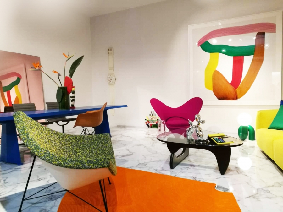 Design Week Diary 1th: 58esima edizione del salone del Mobile/Milano.